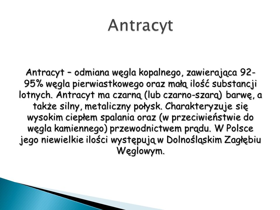 Antracyt
