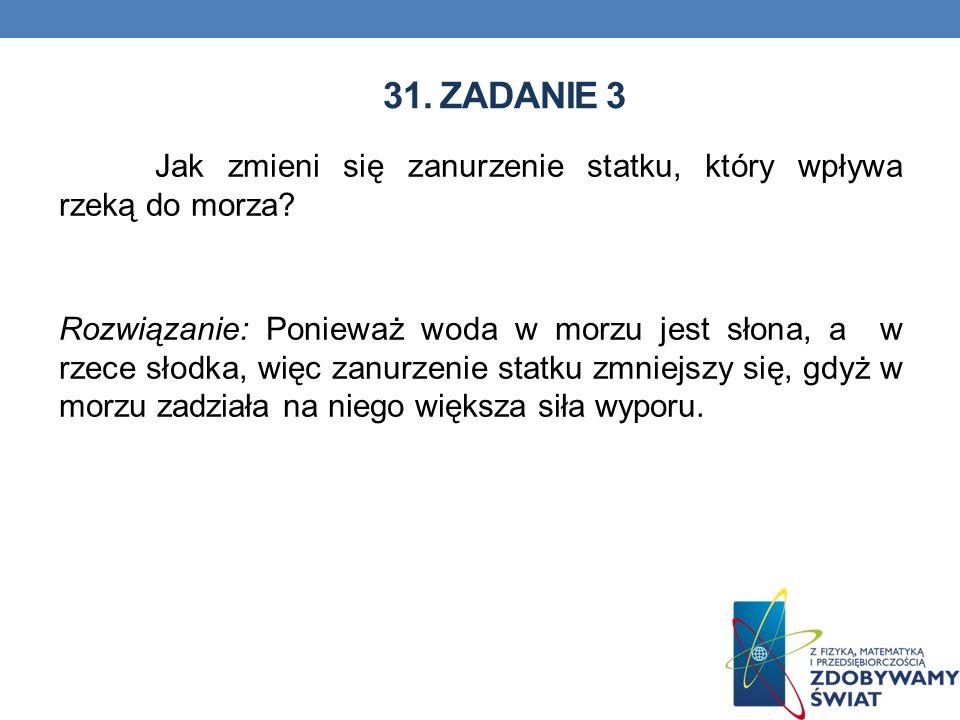 31. ZadaniE 3