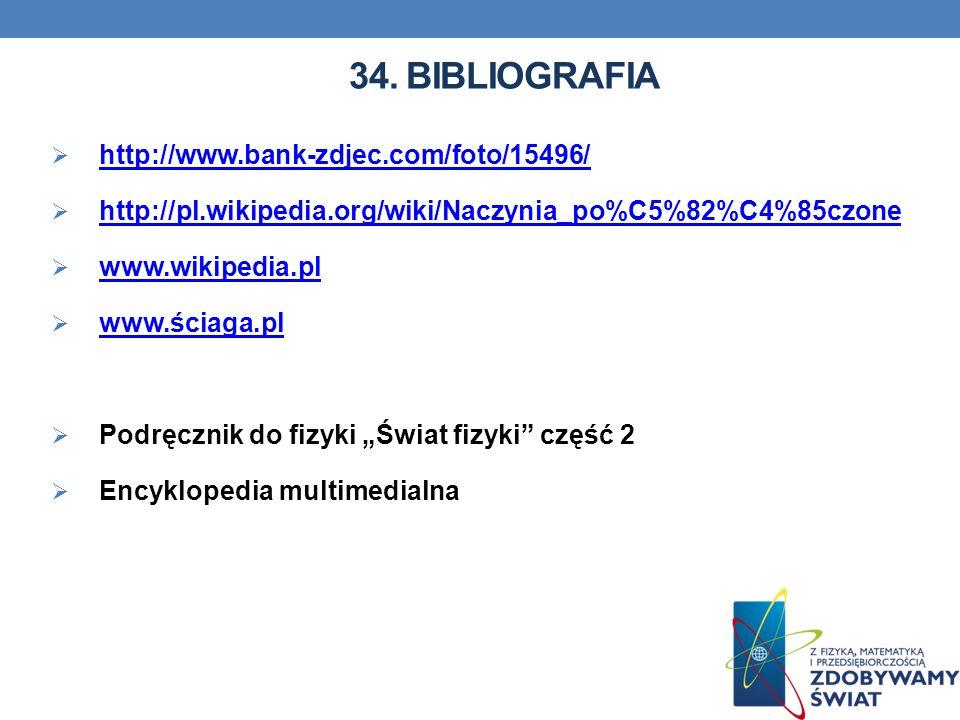 34. BIBLIOGRAFIA http://www.bank-zdjec.com/foto/15496/