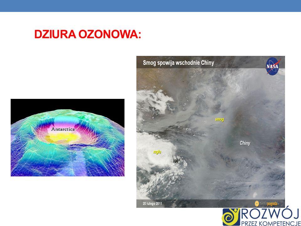 Dziura ozonowa: