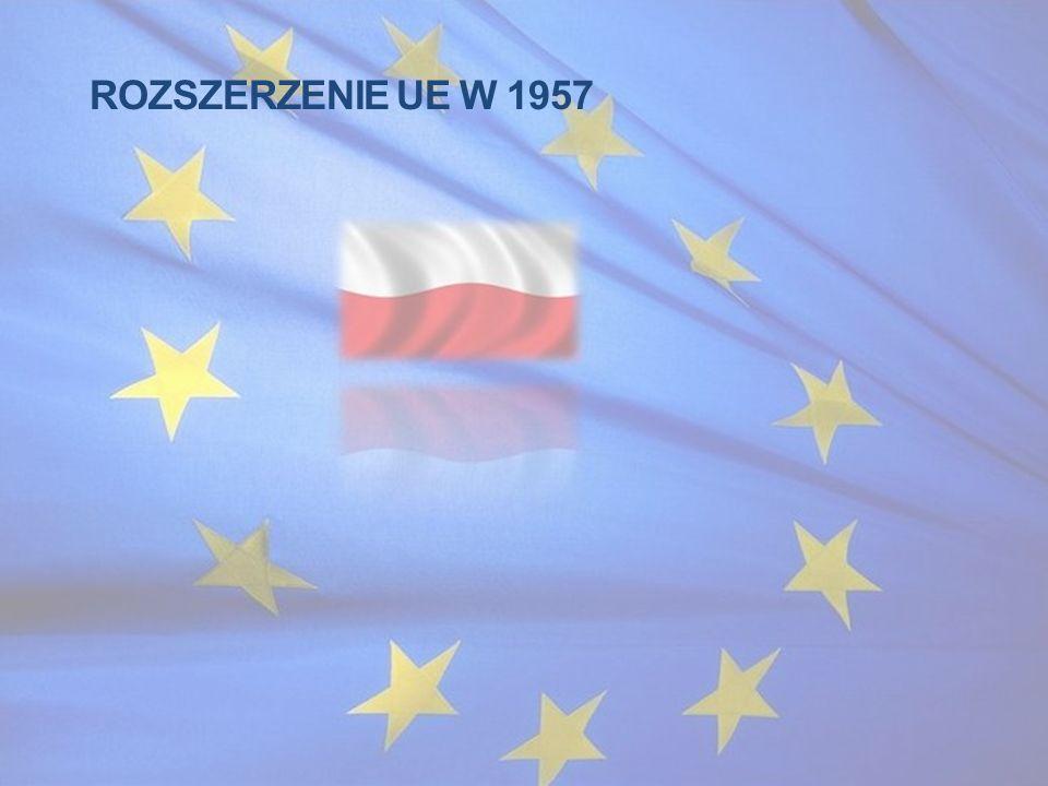 ROZSZERZENIE UE W 1957