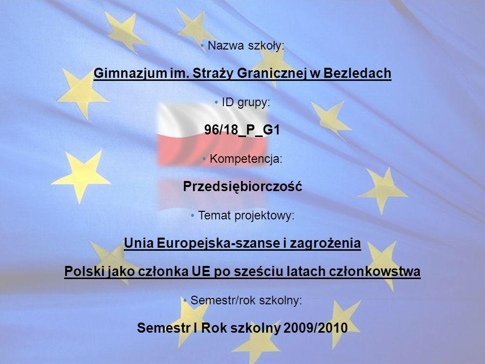 Gimnazjum im. Straży Granicznej w Bezledach ID grupy: 96/18_P_G1