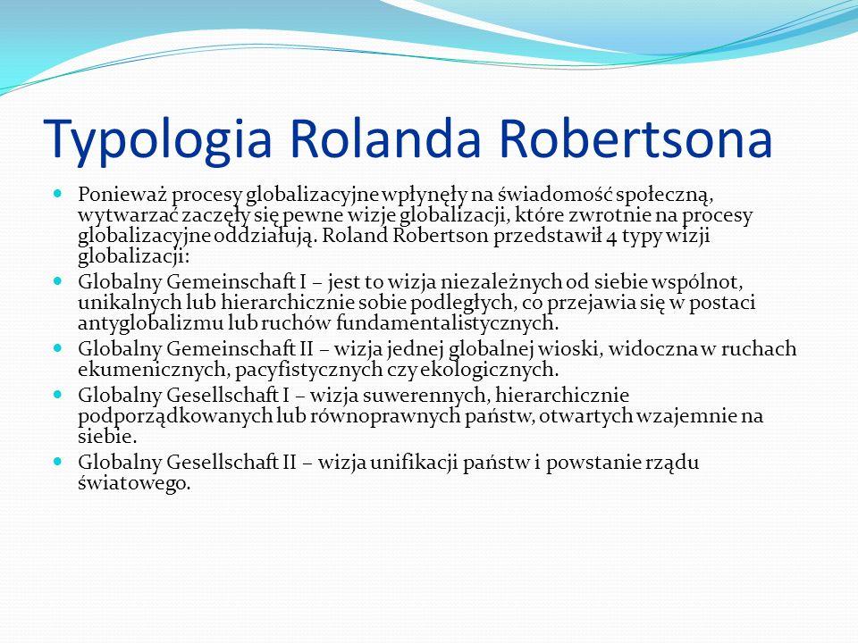 Typologia Rolanda Robertsona