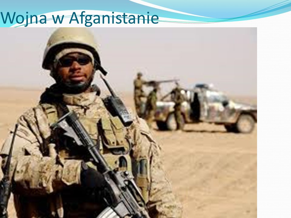 Wojna w Afganistanie