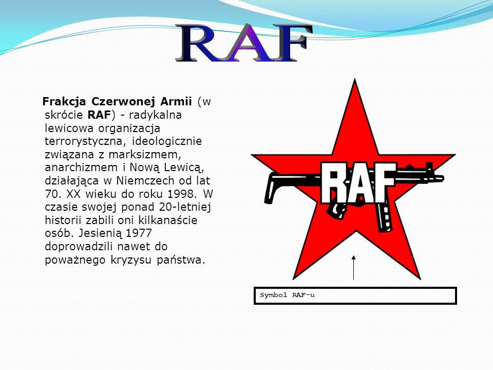 RAF Symbol RAF-u.