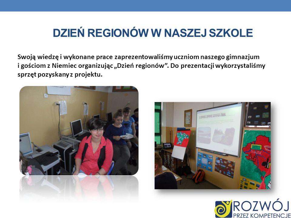 Dzień regionów w naszej szkole