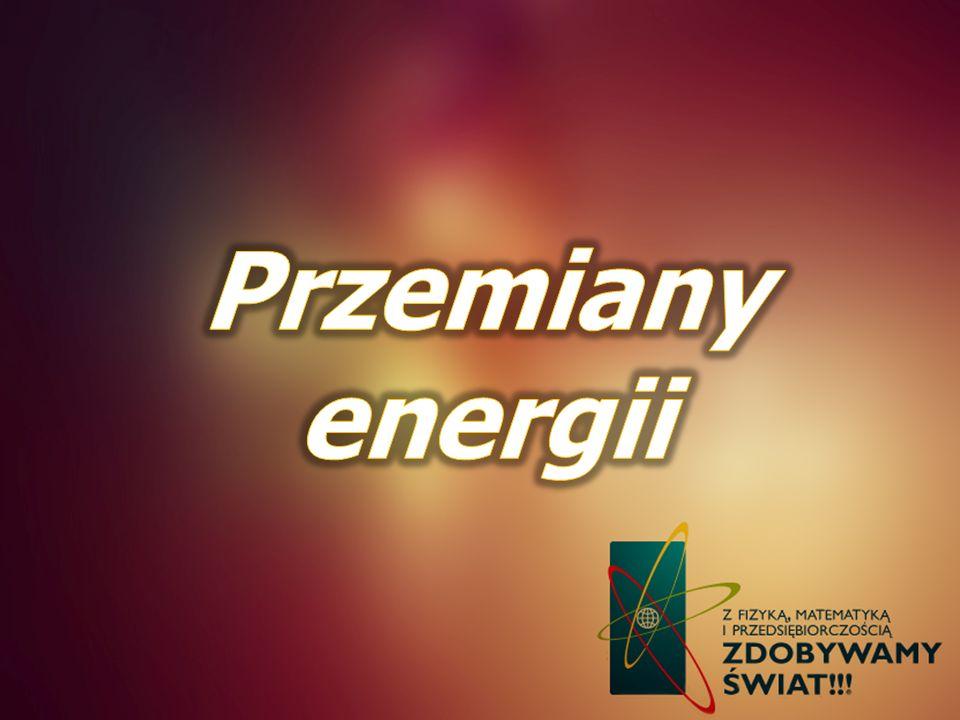 Przemiany energii