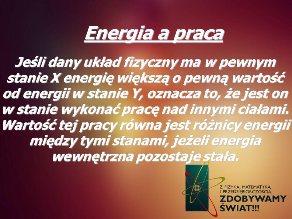 Energia a praca