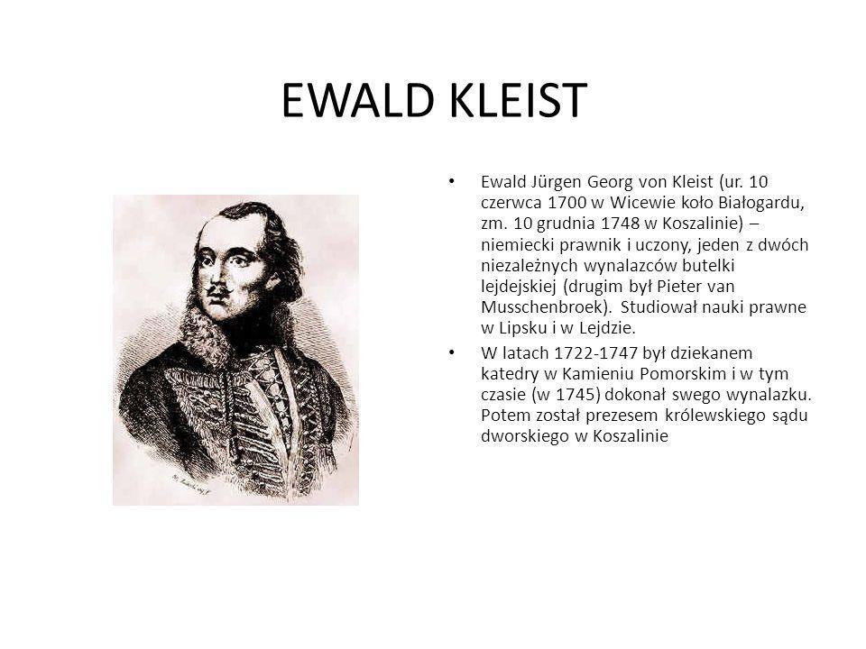 EWALD KLEIST