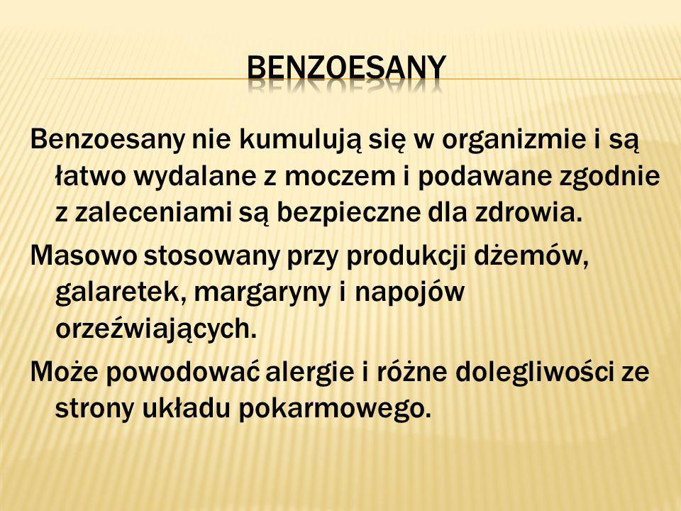 Benzoesany