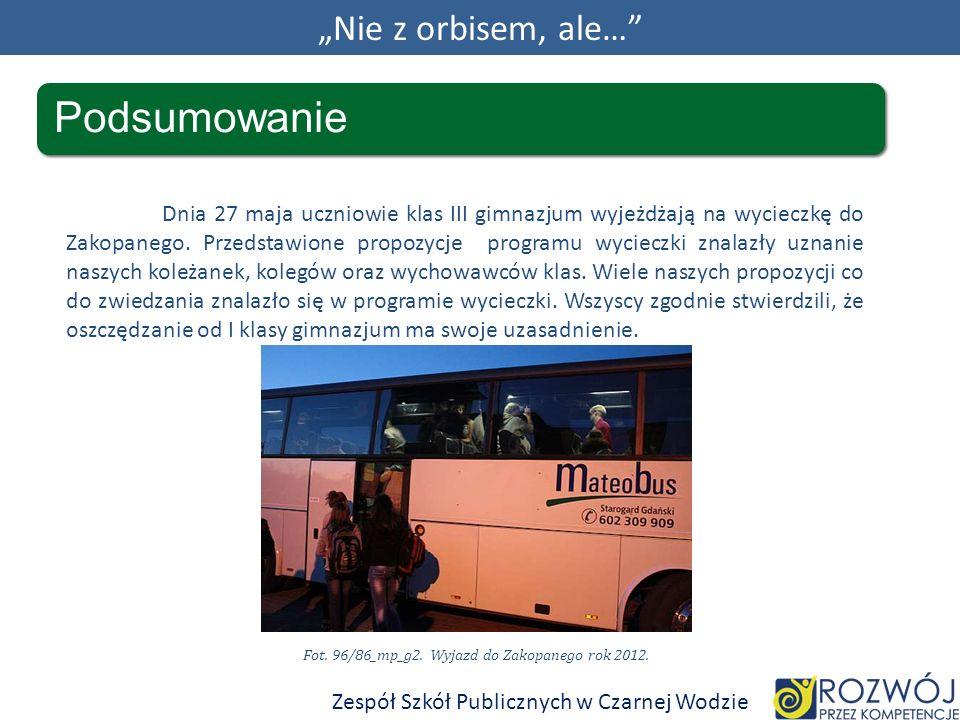 Fot. 96/86_mp_g2. Wyjazd do Zakopanego rok 2012.