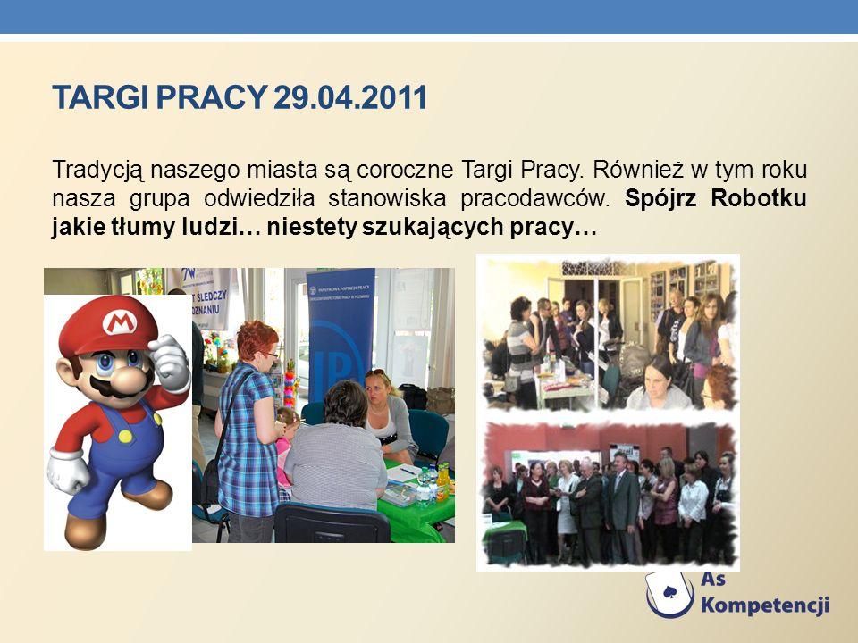 TARGI PRACY 29.04.2011