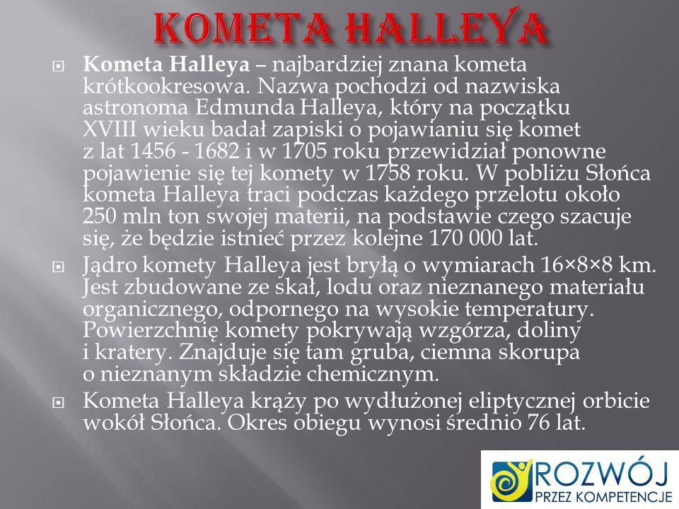 Kometa Halleya
