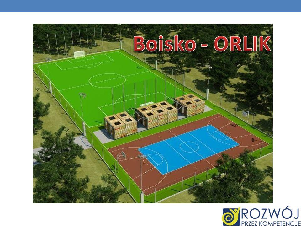 Boisko - ORLIK
