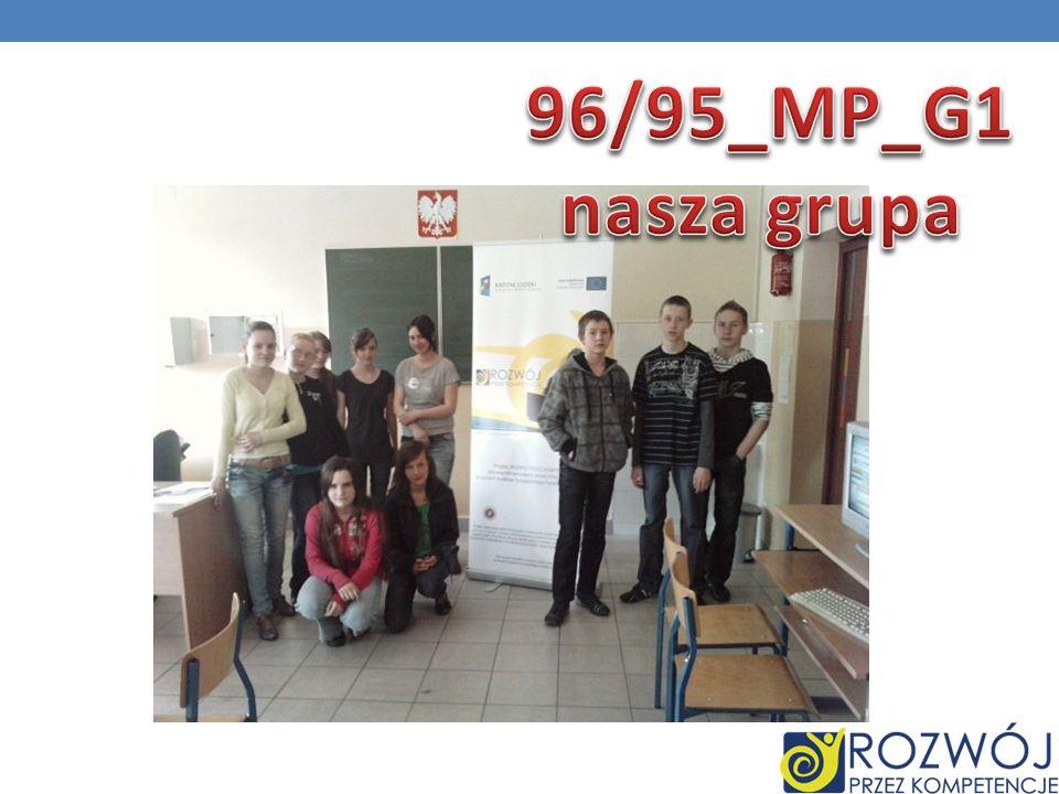 96/95_MP_G1 nasza grupa