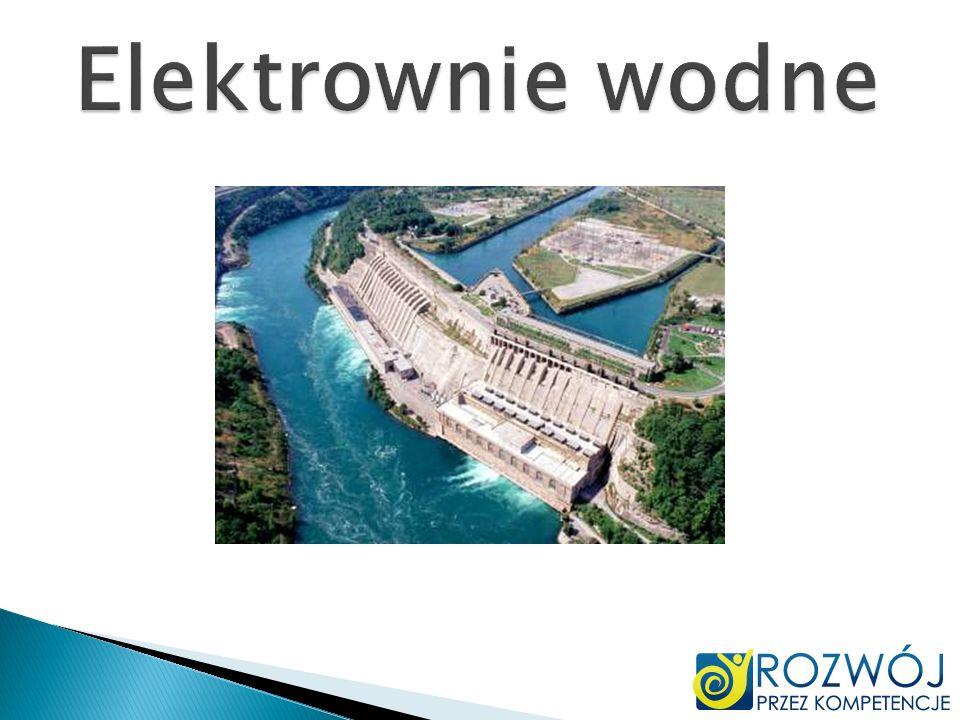 Elektrownie wodne