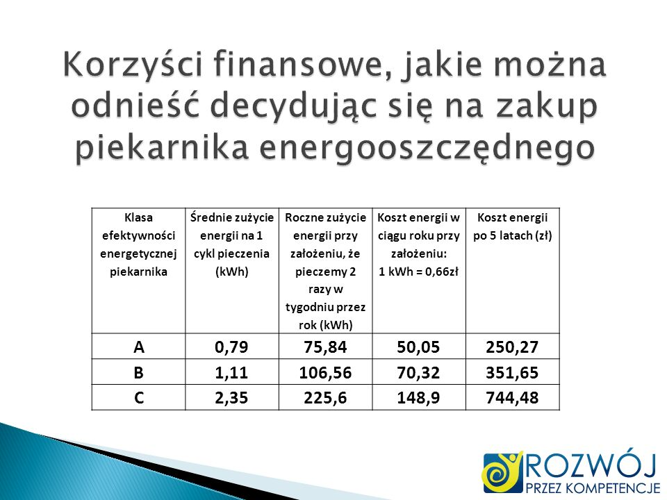 Korzyści finansowe, jakie można odnieść decydując się na zakup piekarnika energooszczędnego