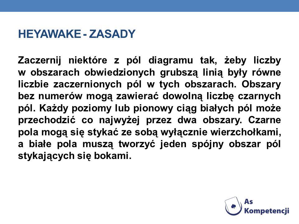 heyawake - zasady