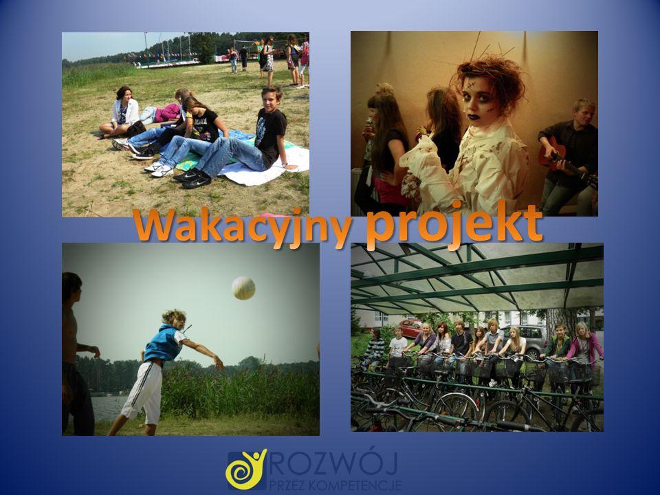 Wakacyjny projekt