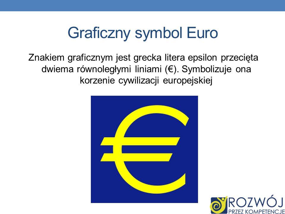 Graficzny symbol Euro
