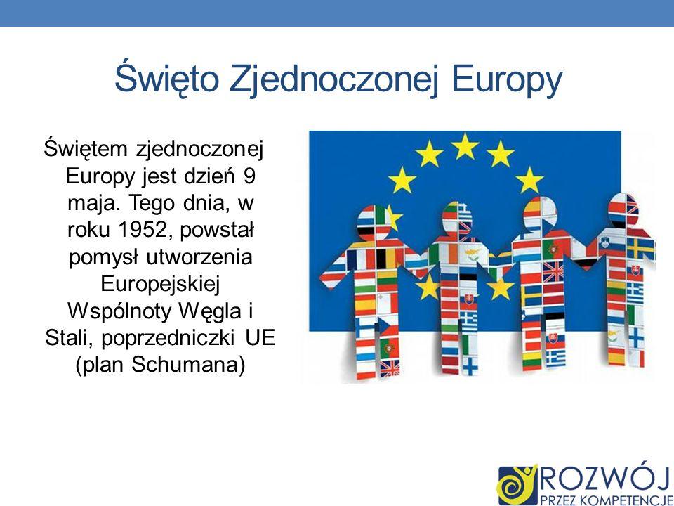 Święto Zjednoczonej Europy