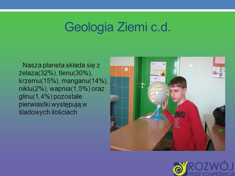 Geologia Ziemi c.d.