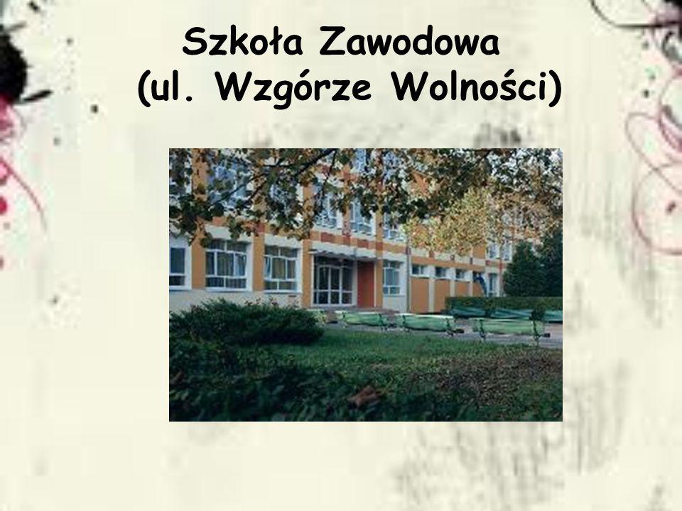 Szkoła Zawodowa (ul. Wzgórze Wolności)