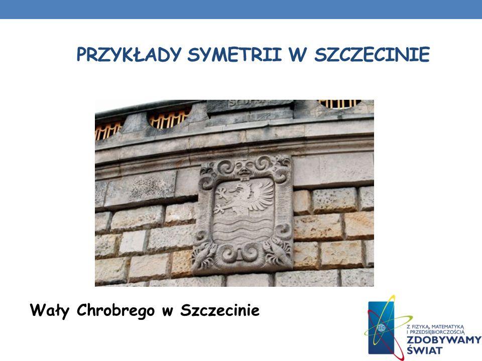 przykłady Symetrii w szczecinie