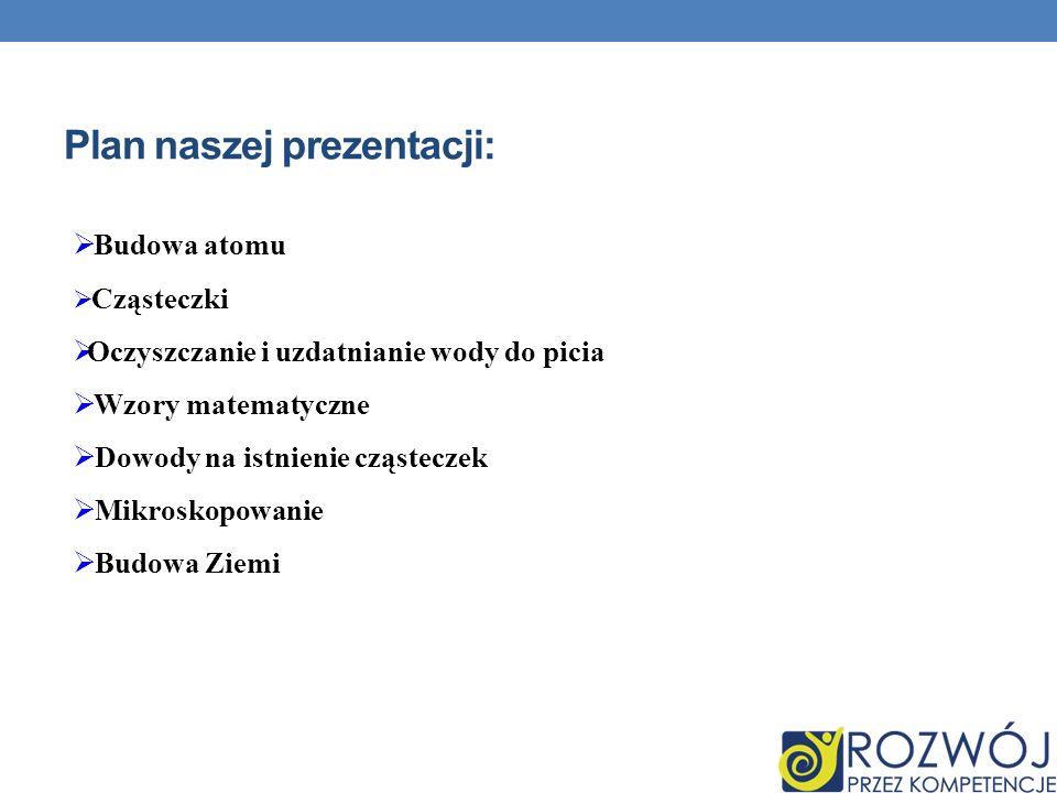 Plan naszej prezentacji: