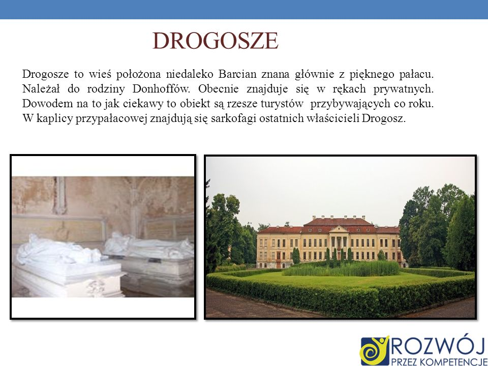 Drogosze