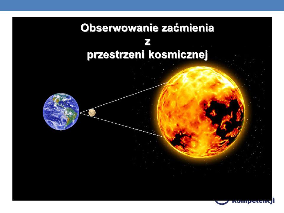 przestrzeni kosmicznej