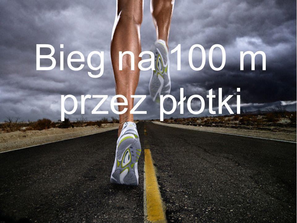 Bieg na 100 m przez płotki