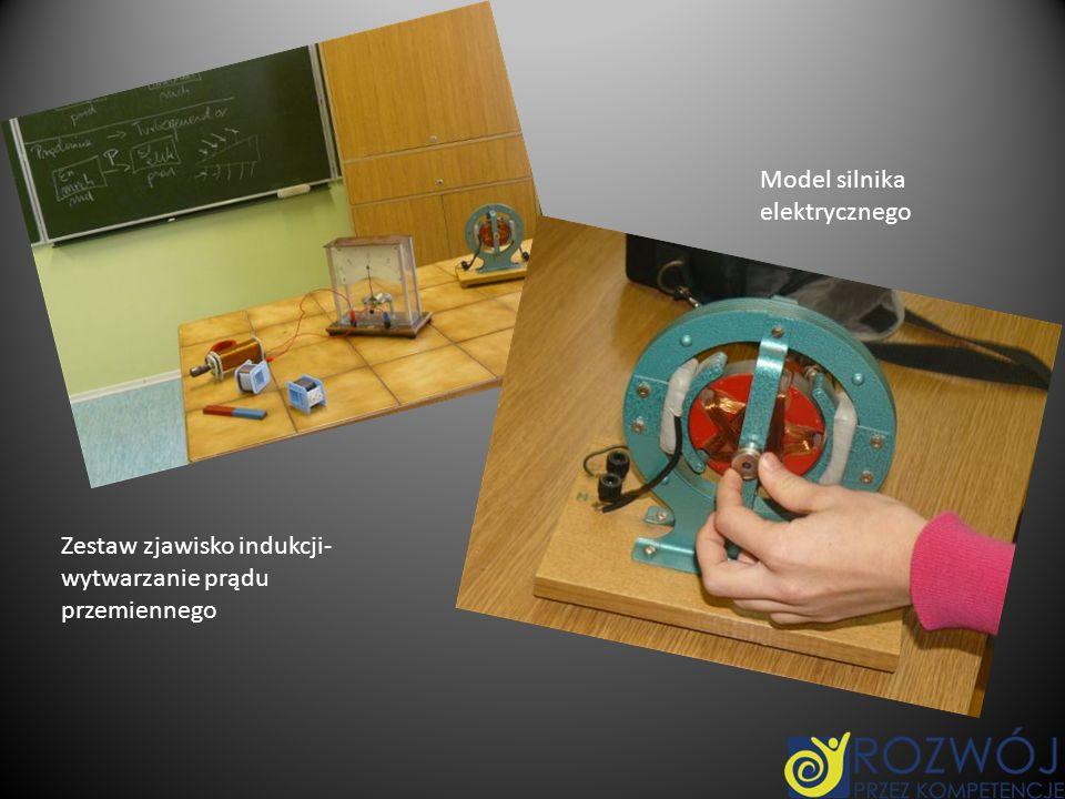 Model silnika elektrycznego