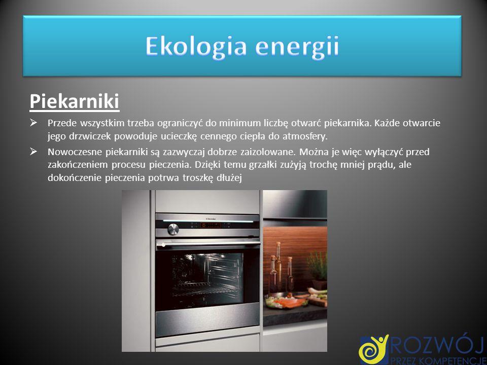 Ekologia energii Piekarniki
