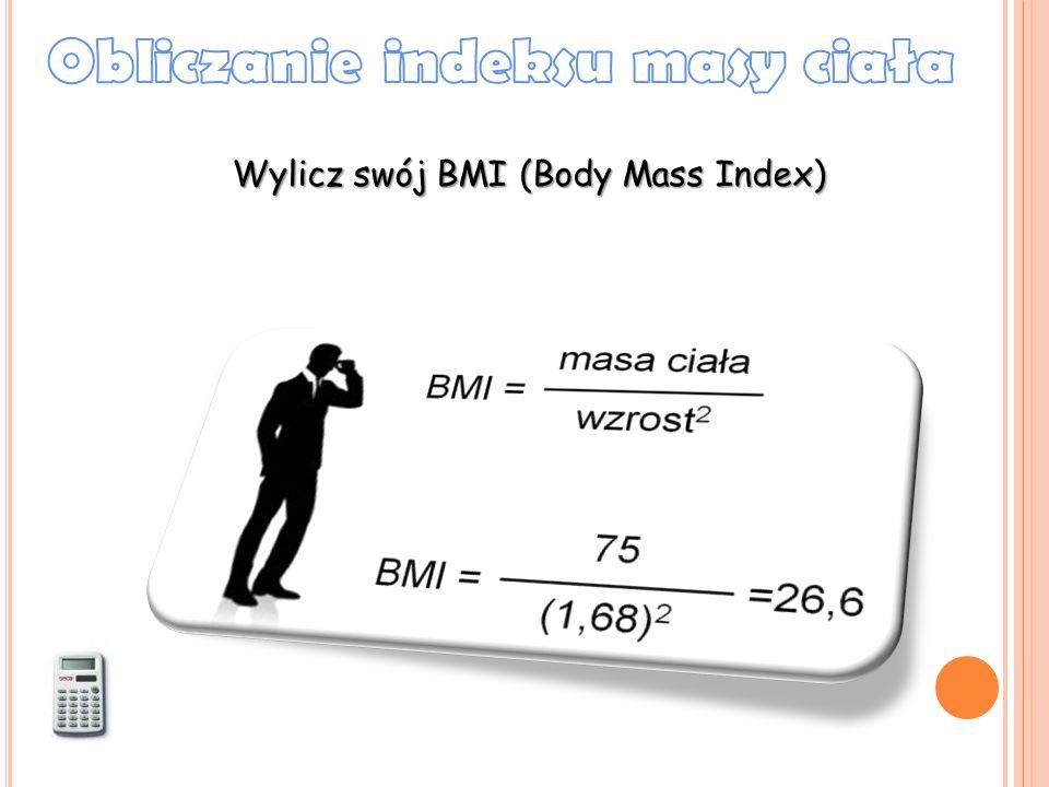 Obliczanie indeksu masy ciała