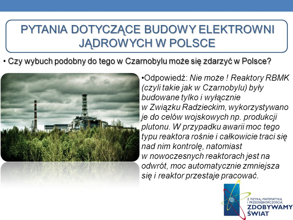 pytania dotyczące budowy elektrowni jądrowych w Polsce