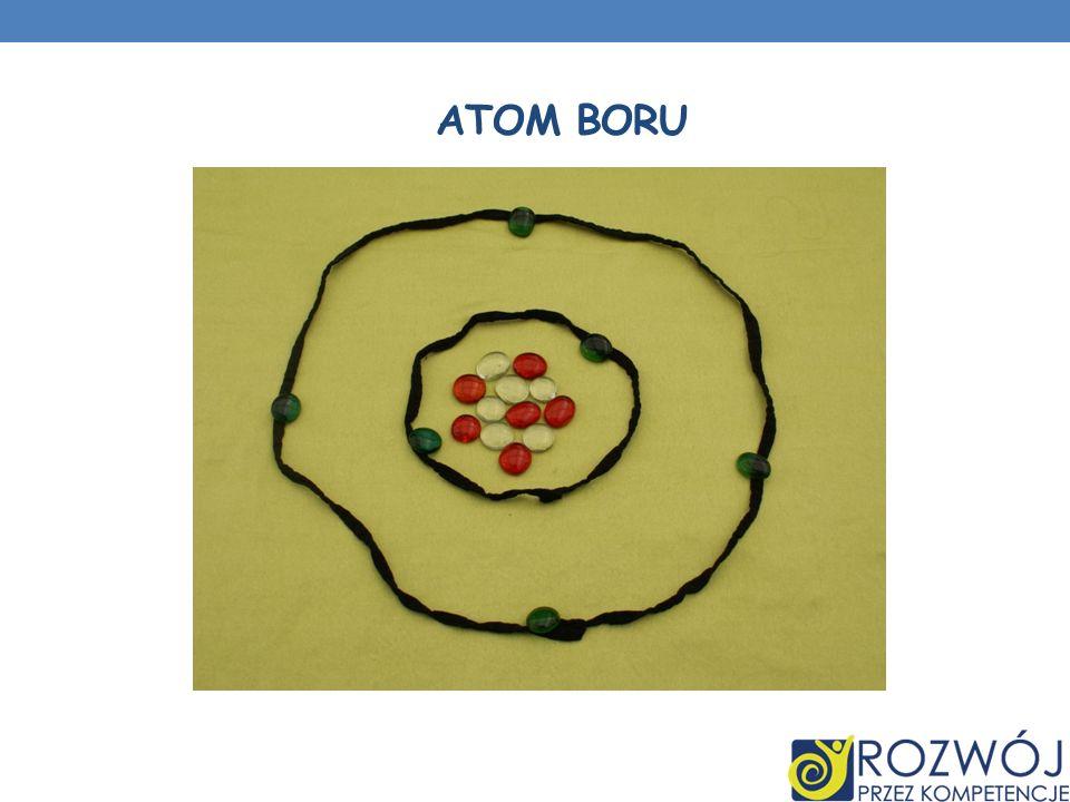 Atom boru