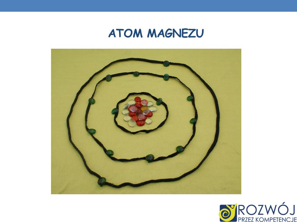Atom magnezu