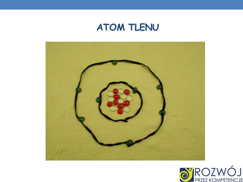 Atom tlenu