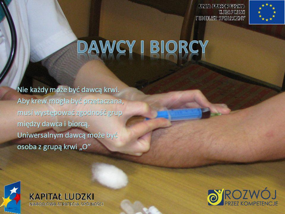 DAWCY I BIORCY