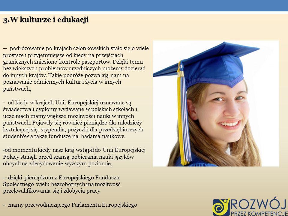 3.W kulturze i edukacji