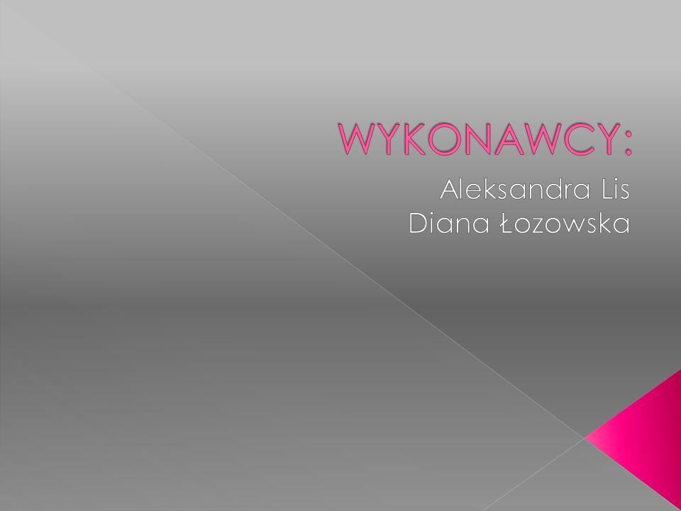 Aleksandra Lis Diana Łozowska