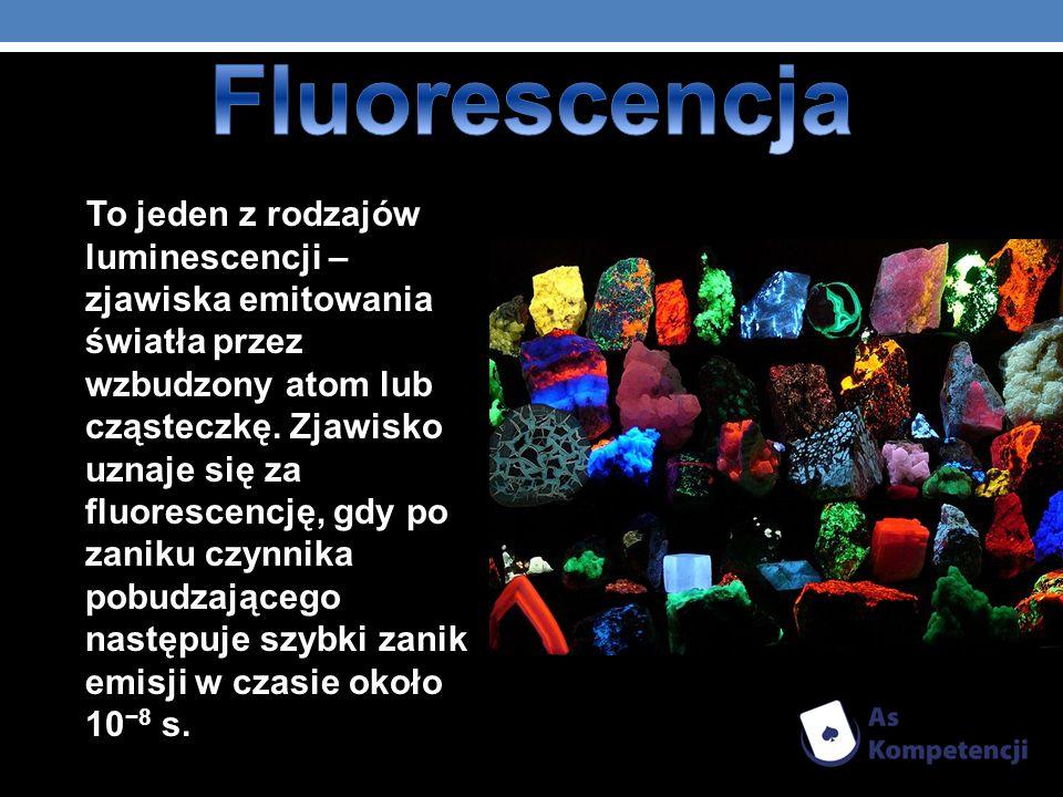 Fluorescencja