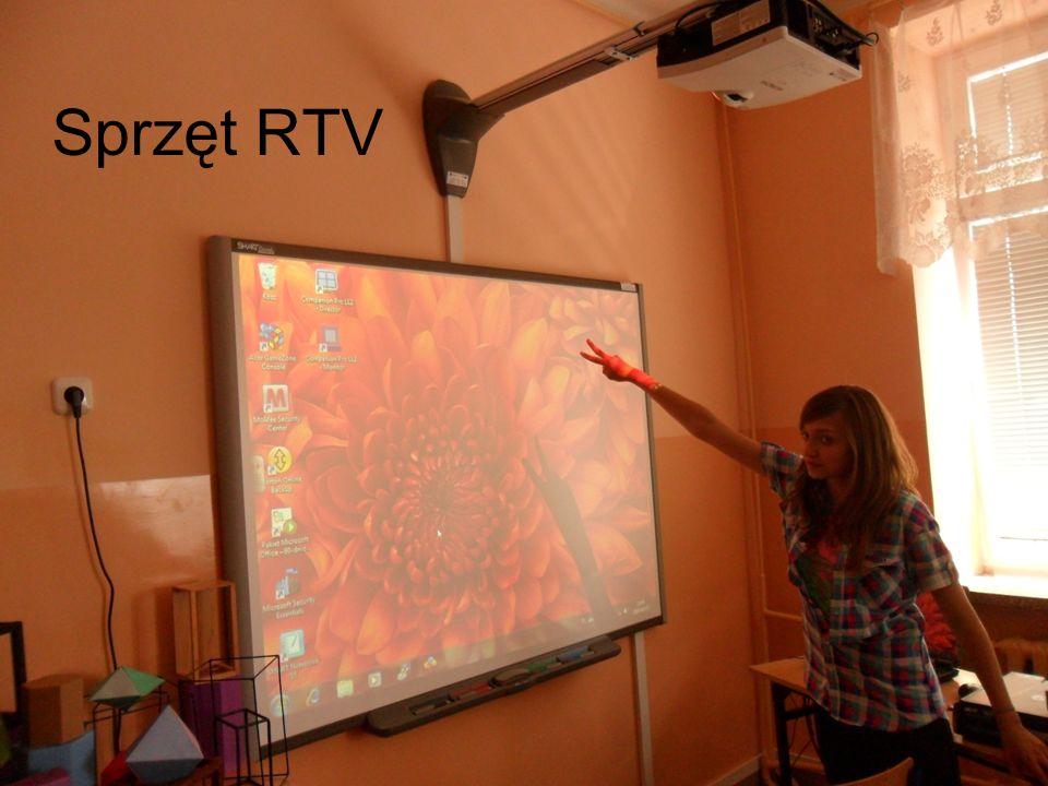 Sprzęt RTV