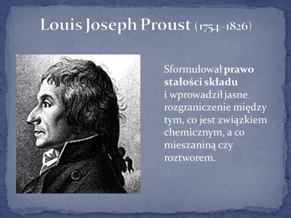 Louis Joseph Proust (1754–1826)