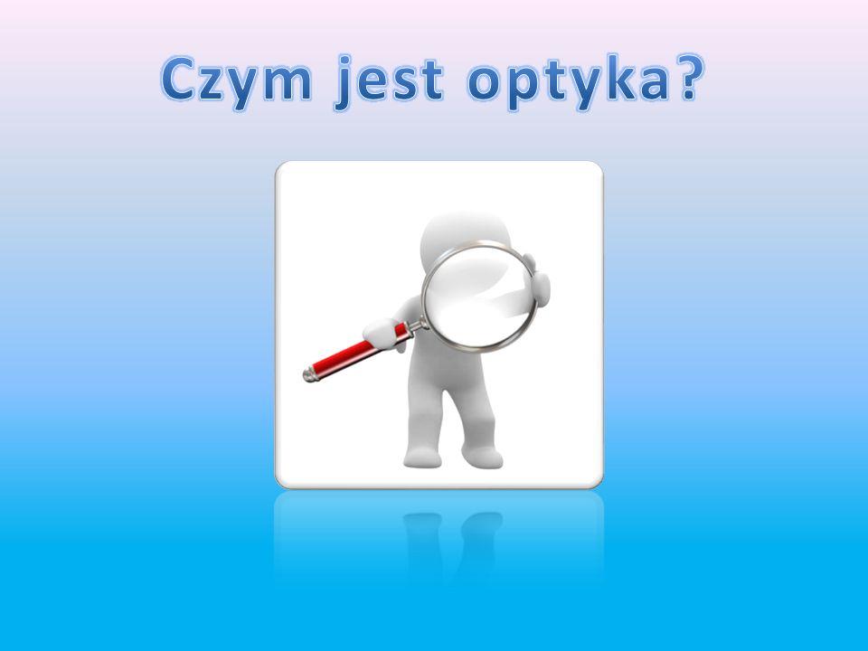 Czym jest optyka