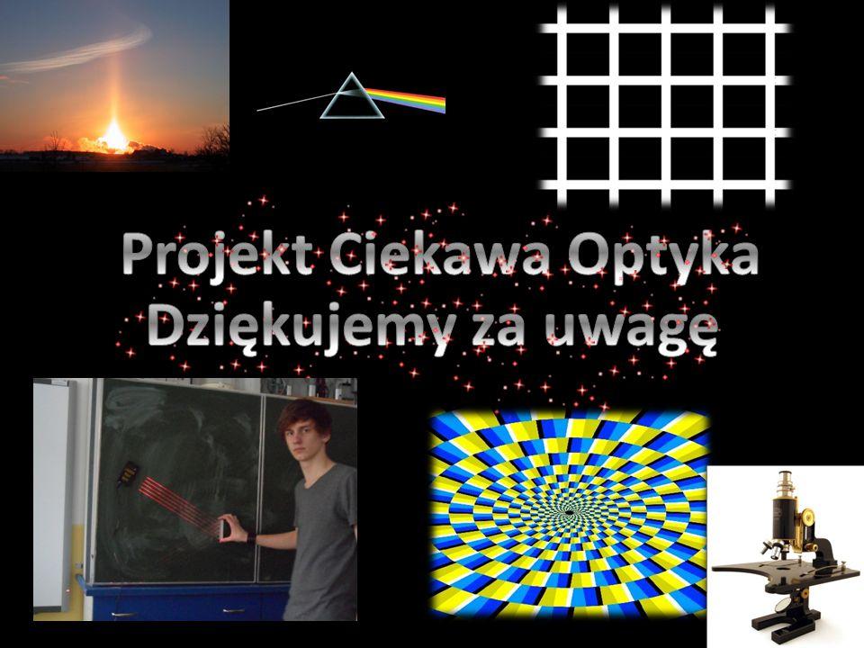 Projekt Ciekawa Optyka