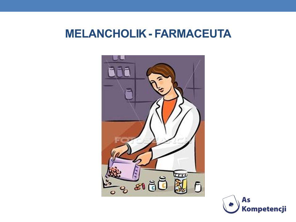 MELANCHOLIK - FARMACEUTA