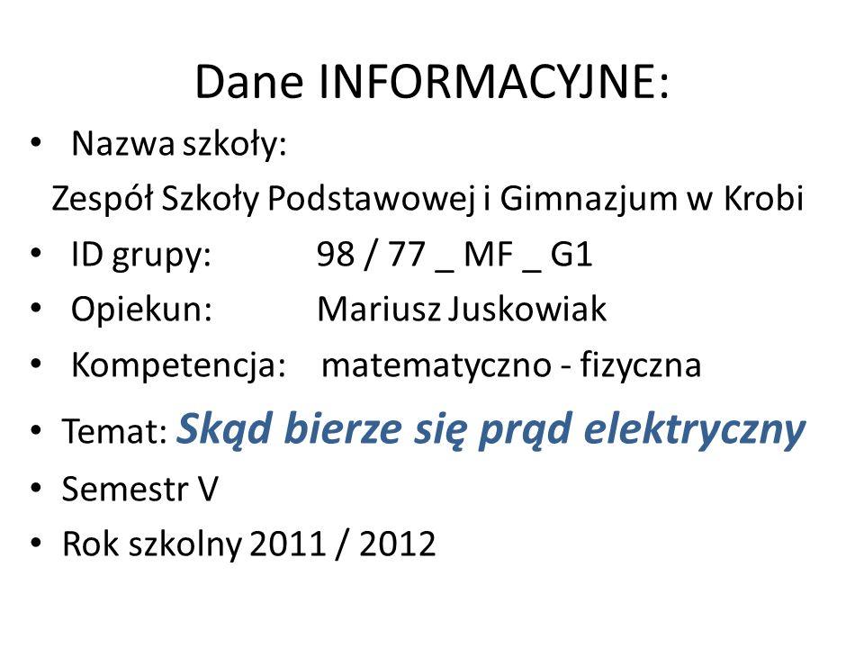 Zespół Szkoły Podstawowej i Gimnazjum w Krobi
