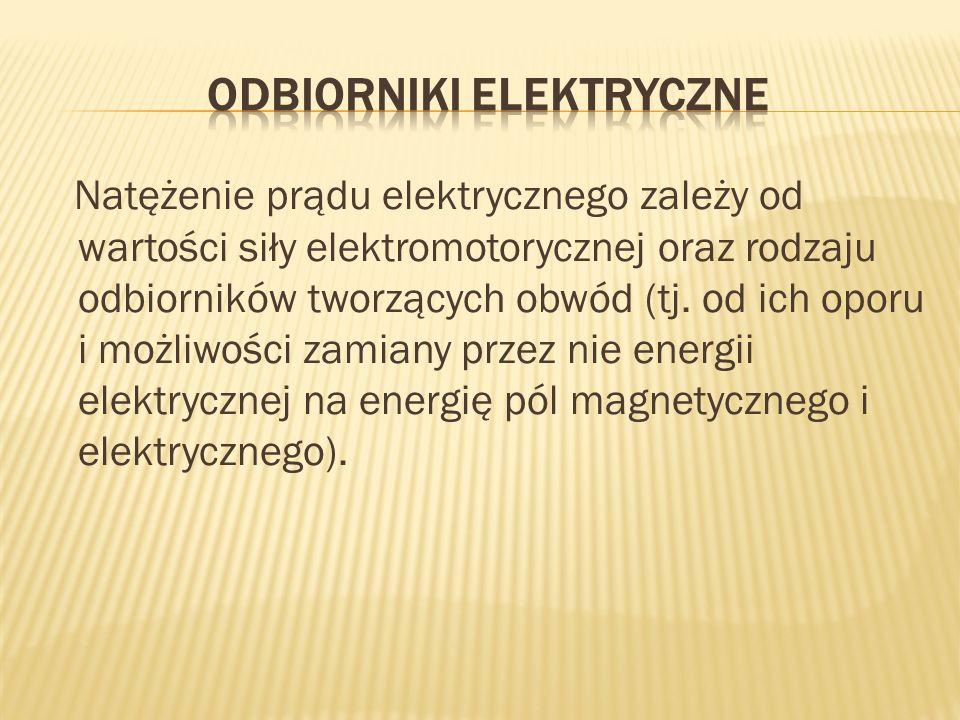 Odbiorniki elektryczne